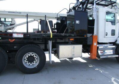 g 85 truck side detail