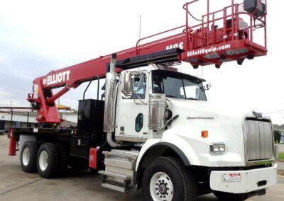 m 85 mining truck
