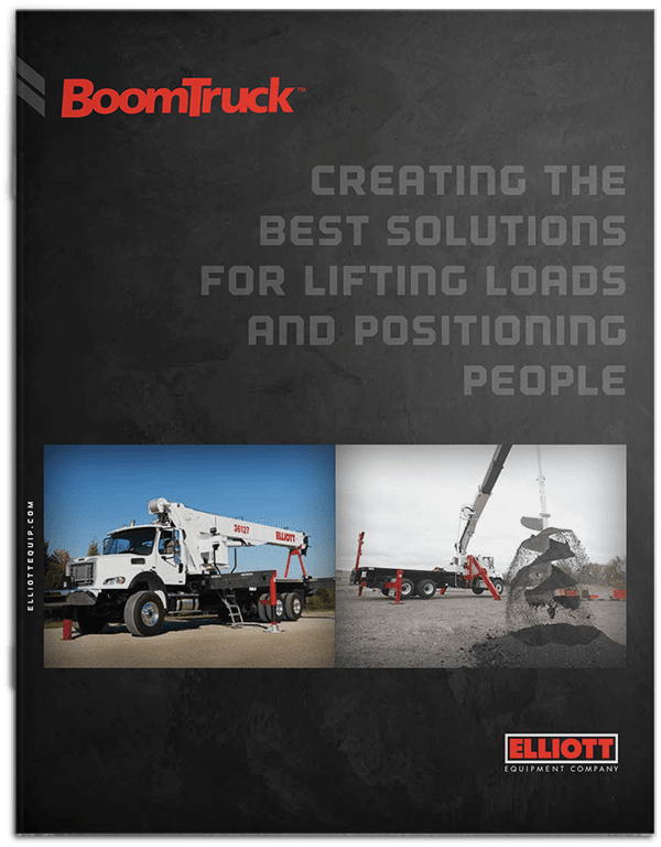 Boomtruck Full Line brochure cover