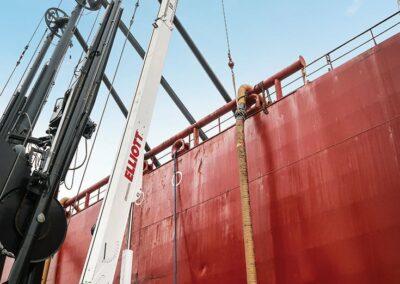 Dockmaster Marine Crane