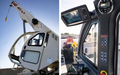 Elliott Launches New Crane Cab & Control System