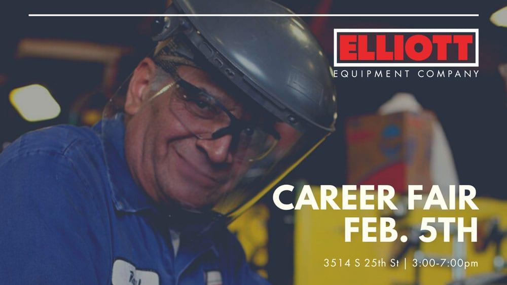 Elliott Career Fair