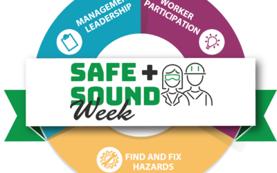 National Safe + Sound Week is August 9-15, 2021!